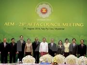 ASEAN : discussion du Plan de développement après l'instauration de l'AEC