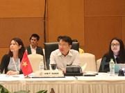 Préparatifs pour la 47e réunion des ministres de l'Economie de l'ASEAN