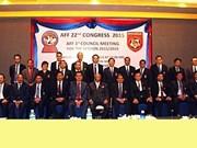 Le Vietnam élu vice-président de la Fédération de football d'Asie du Sud-Est
