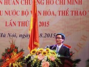 """La culture est la """"force éternelle du peuple vietnamien"""""""