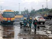 Quang Ninh : La dernière victime de l'accident retrouvée
