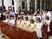 Le Tay Nguyen favorise les activités religieuses
