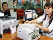 La Banque d'Etat ne modifie plus le taux de change