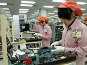 Les téléphones et accessoires en tête parmi les produits d'exportation du Vietnam