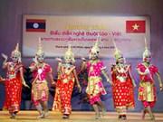 Le Centre culturel du Vietnam au Laos souffle ses 20 bougies