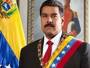 Le président vénézuélien Nicolas Maduro Moros le 30 août au Vietnam