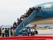 Vietnam Airlines augmente ses vols domestiques