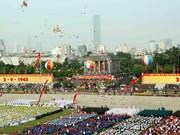 Messages des dirigeants étrangers à l'occasion de la Fête nationale vietnamienne