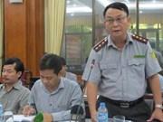 Enquête sur le sabotage d'une borne frontière Cambodge-Vietnam