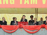 Le Vietnam célèbre en grande pompe sa 70e Fête nationale