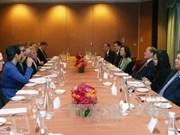 La coopération économique et au commerce est la force motrice des relations Vietnam-Etats-Unis