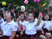Rentrée scolaire pour plus de 22 millions d'élèves et d'étudiants