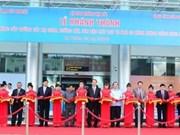 Inauguration du projet d'agrandissement d'amélioration de l'aéroport de Pleiku