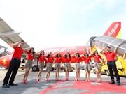 Vietjet Air ouvre deux nouvelles lignes