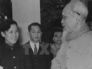 Les dirigeants du Parti et de l'Etat avec la VNA de 1960 à 1970