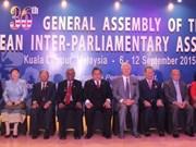Ouverture de la 36e AG de l'Assemblée interparlementaire de l'ASEAN