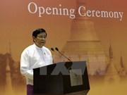 Le Myanmar souligne le rôle de la sub-région du Mékong pour l'économie de l'ASEAN