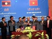 Le Vietnam parmi les grands investisseurs au Laos