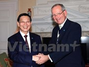 Hanoi renforce ses relations avec le Royaume-Uni