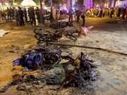 Attentat de Bangkok : mandat d'arrêt contre un Pakistanais