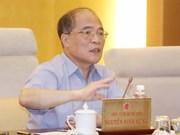 Le Comité permanent de l'AN discute du plan d'audit pour 2016