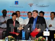 Signature d'un contrat pour la modernisation de la raffinerie de Dung Quat