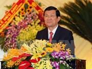 Ouverture du 18e congrès de l'organisation du PCV pour la province de Thanh Hoa