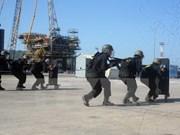 Séminaire international sur le terrorisme et la réaction internationale