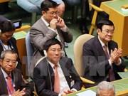 Pham Binh Minh au dialogue de haut niveau sur l'éradication de la pauvreté