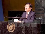 Le Vietnam dans la ligne de l'ONU en matière de garantie de l'égalité des sexes
