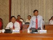 Nomination de trois nouveaux vice-ministres