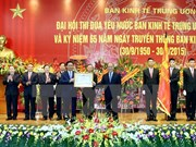 Congrès d'émulation patriotique de la Commission centrale de l'Economie