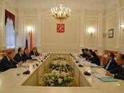 Promotion du partenariat stratégique intégral VN-Russie