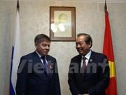 Promotion de la coopération Vietnam-Russie dans la Justice