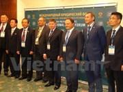 Le Vietnam au 8ème forum judiciaire international d'Asie-Pacifique