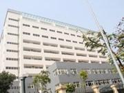 """Remise des installations d'un """"hôpital vert"""""""
