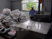 Inauguration de la plus grande usine de traitement des déchets du Nord-Ouest