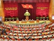 Le Comité central du PCV discute de la situation socioéconomique