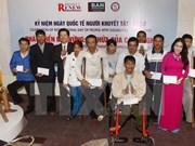 Création d'un comité national chargé des personnes handicapées
