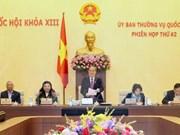 AN: Ouverture de la 42ème session du Comité permanent