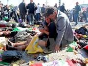Attaque terroriste en Turquie : message de sympathie du Vietnam
