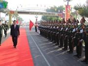 70ème journée traditionnelle des forces armées des 1ère et 5ème zones militaires