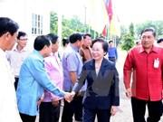 Coopération efficace entre Vientiane et les localités vietnamiennes
