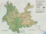 La Chine met le paquet sur une zone à sa frontière avec le Laos
