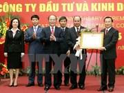 Célébration des 10 ans de la Compagnie d'investissement des capitaux publics