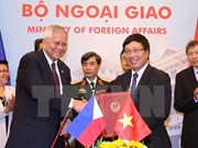 Réunion du Comité de coopération Vietnam-Philippines