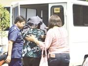 Diplomates tués aux Philippines: deux suspects renvoyés en Chine