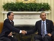 L'Indonésie veut rejoindre le TPP