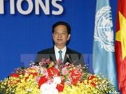 Célébration du 70e anniversaire de l'ONU au Vietnam
