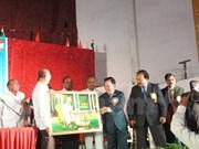 Festival d'amitié populaire Vietnam-Inde